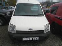 FORD TRANSIT CONNECT L220 D A SELECTION OF VANS FROM �1500 AVAILABLE AT BARGAIN MOTORS (white) 2006