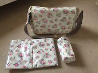 Georgous cath kidston change bag For sale