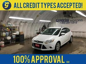 2014 Ford Focus PHONE*HEATED SEATS & MIRRORS*ECOBOOST*