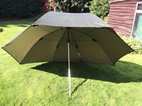 FOX Oval X Brolly used condition
