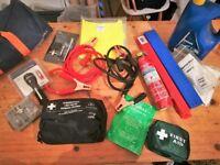 Car breakdown / emergency kit - Jump leads, etc. £25 ONO