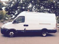 2007 iveco daily 3.0 hpi 6 speed gearbox 155 bhp power horse brand new mot 12 months