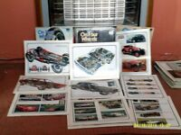 On Four Wheels, Automobile Periodicals from 1970s