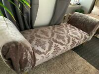 Upcycled chaiselounge