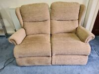2 Seat powered recliner