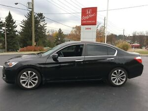 2014 Honda Accord Sedan Sport Kitchener / Waterloo Kitchener Area image 3