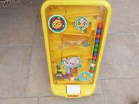 """Tomy """"Jolly Jungle"""" Toy -Suitable For 6 Months+. Good Condition."""