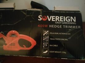 Hedge trimmer sovereign brand