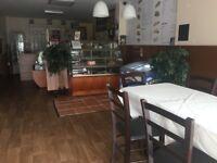 Takeaway/Restaurant/Coffee Shop