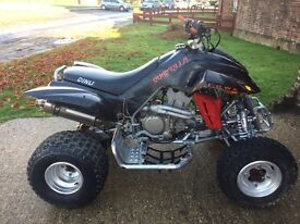 Quadzilla 450 R road legal