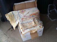 Beautiful unisex Noah's Ark Nursery Bedding & Curtains Bundle Quality Zorbit Brand
