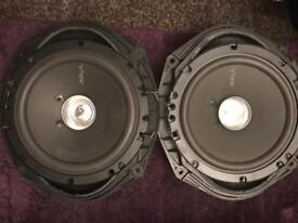 Vibe 6.5 inch speakers
