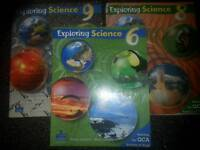 Exporing science revision guides