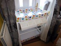 Cosatto Easi Peasi changing table (inc brand new changing top)