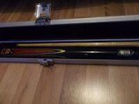 Heratige weight adjustable snooker cue