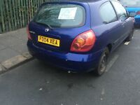 Nissan Almera 2004 very cheap £345ono