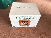 Friends Series 1-10 DVDs