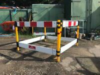 JSP champion barriers