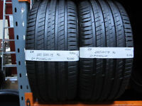 R81 2X 255/50/19 103Y MICHELIN LATITUDE SPORT 3 2X7,5MM TREAD
