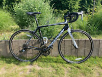 2017 Cannondale Synapse Carbon Road Bike - 54cm - Shimano Tiagra