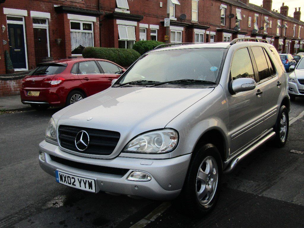 2002 mercedes ml 320 for sale in stockport manchester gumtree. Black Bedroom Furniture Sets. Home Design Ideas