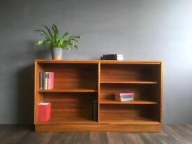 Morris of Glasgow Solid Wood Bookcase. Two available. Delivery possible.