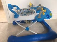 Baby Walker in very good condition. Hardly used