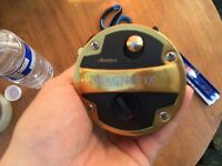 okuma magnetix multiplier reel