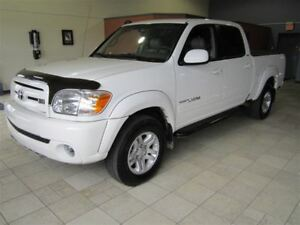 2006 Toyota Tundra LIMITED CREW CAB 4X4 LOADED ONLY 24K!