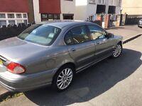 Jaguar X type Diesel £800