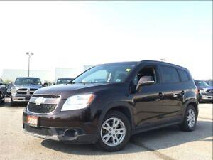 2014 Chevrolet Orlando 1LT**7 PASSENGER**REMOTE START**AUTOMATIC