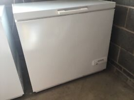 Zanussi chest freezer