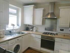 Full kitchen with all appliances