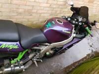 Kawasaki ninja ZX 6R 636