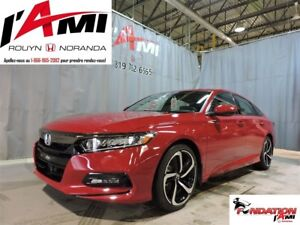 2018 Honda Accord Sport NEUF/BRAND NEW