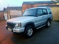 LANDROVER DISCOVERY 2, 2003 TD5 GS STATION WAGON 7 SEATER!
