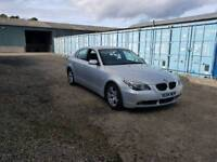 Bmw 5 series 520d low miles may swap/px smaller car vxr st ect