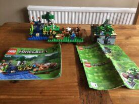 Lego minecraft Bundle