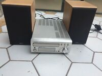Great condition Denon hifi system