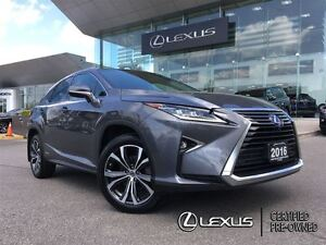 2016 Lexus RX 450H Executive Pkg AWD Navi Back Up Cam Leather Su