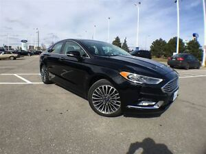 2017 Ford Fusion Fully Loaded,Ext Warranty Inc+Fin From 1.9%