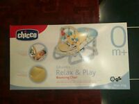 Chicco bouncing rocking baby chair