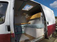 Transit Campervan Custom build