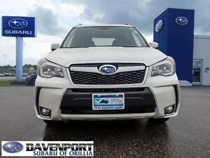 2015 Subaru Forester 2.0XT Limited Tech