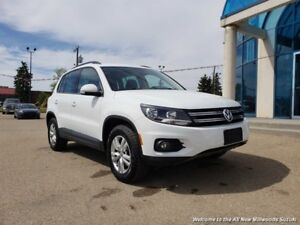 2015 Volkswagen Tiguan Trendline-AWD-LOW MONTHLY PAYMENTS!!