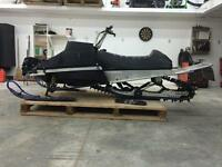 Polaris XLT mountain MOD sled