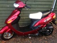 direct bikes 50cc moped 4 stroke new please read