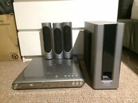 Great DVD player and speakers Philips LX3750w