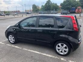 NISSAN NOTE 1.5 DCI TEKNA 5DR GOING FOR £1750 OPEN TO OFFERS