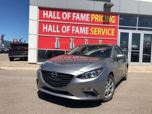 2015 Mazda Mazda3 GX- Alloys,Power Group,BlueTooth, A/C
